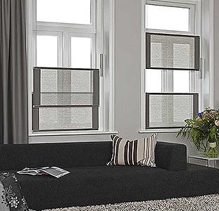 Gabriela Rücker Fensterdekoration Sonnenschutz Insektenschutz